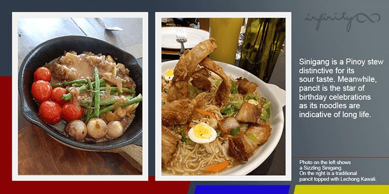 Pinoy food shots