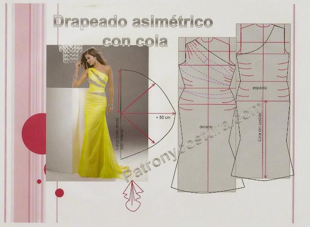 http://www.patronycostura.com/2015/04/drapeado-asimetrico-con-cola-diytema-102.html