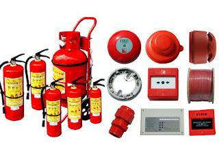 thủ tục nhập khẩu bình cứu hỏa