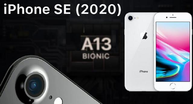 iPhone SE Camera Specs