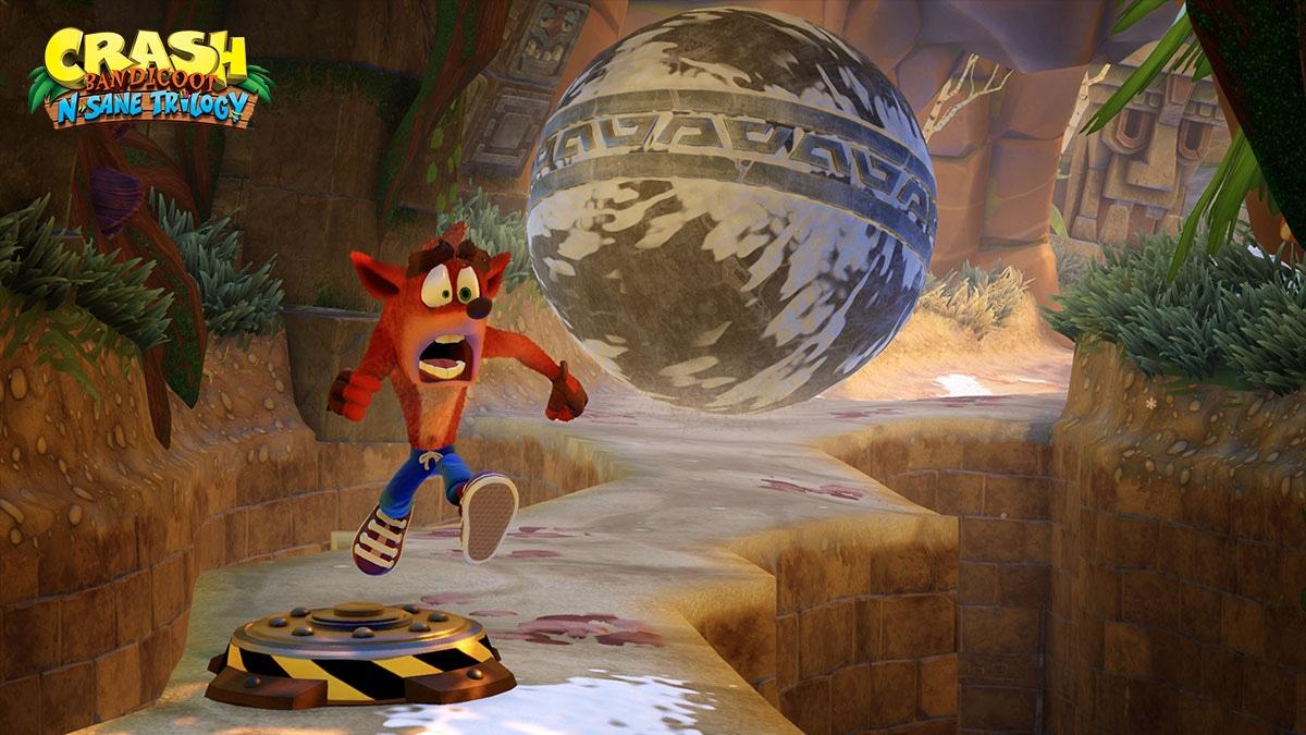 Activision está experimentando con Crash, futuras posibles obras a la vista