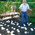 Виктор Пасльо вырастил целую плантацию кактусов