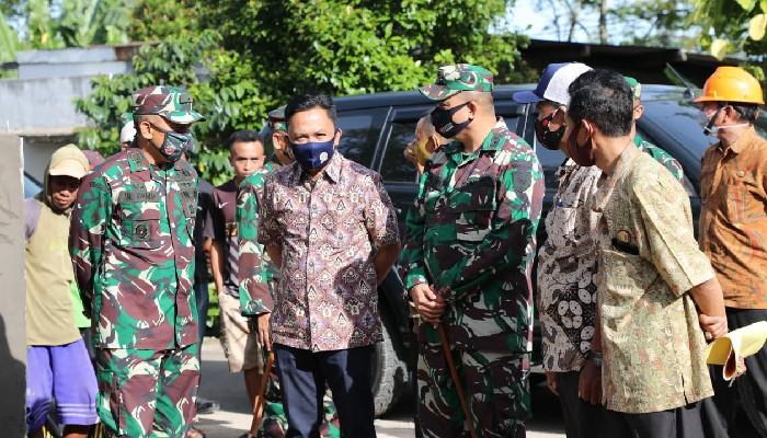Dua Dusun di Bantaeng Jadi Lokasi TMMD, ini yang Dilakukan TNI AD