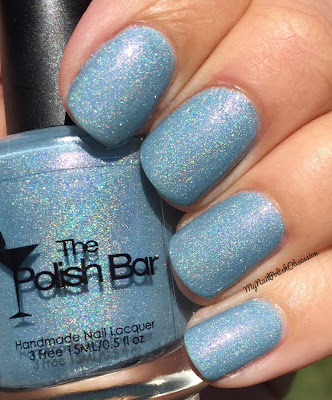 Addicted To Holos, April 2016; The Polish Bar Best Day Ever