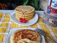 Resep Cara Membuat Roti Canai Keju Yang Lembut dan Enak