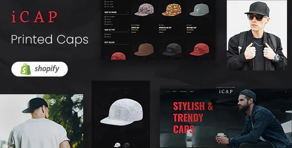 Best Caps, Fashion Shopping Shopify Theme