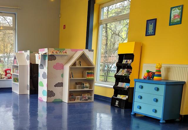 Biblioteka dla dzieci Wrocław Nowy Dwór