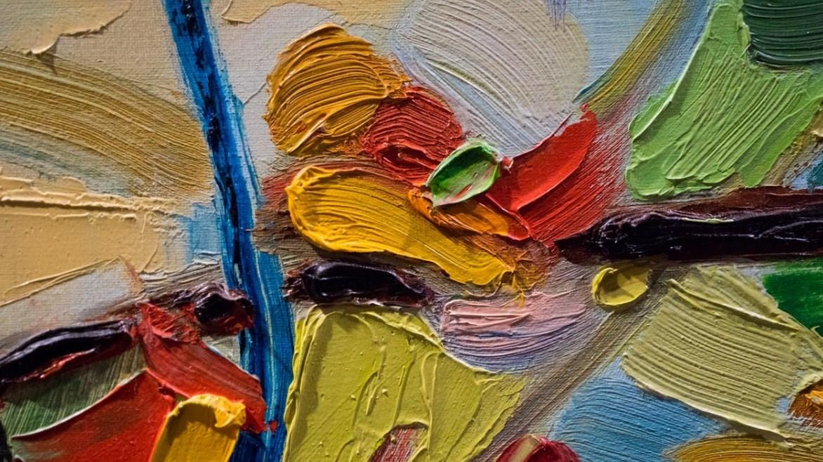3 Tips Sederhana Untuk Menghidupkan Minyak Lukisan Anda