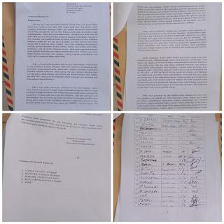 Kades Selodakon Dinilai Lambat Merespon Pengaduan warganya