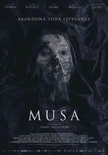 'Musa' la nueva película de Jaume Balaguero