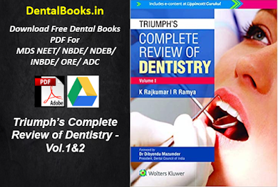 Triumph's Complete Review of Dentistry  Volume 1 and 2