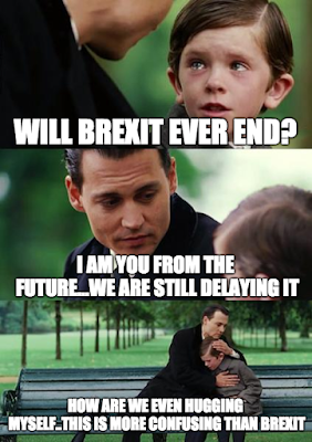 Brexit Delay Meme
