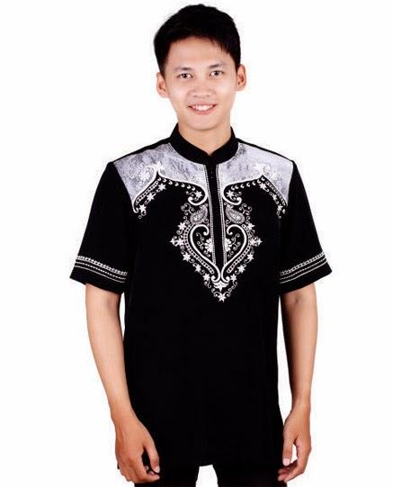 Desain Baju Muslim Pria Terbaru