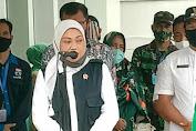 Menteri Tenaga Kerja Kunjungi Korban PHK dan Kebakaran Jembatan Besi