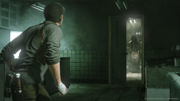 The Evil Within 2 PC Free Download Screenshot 2