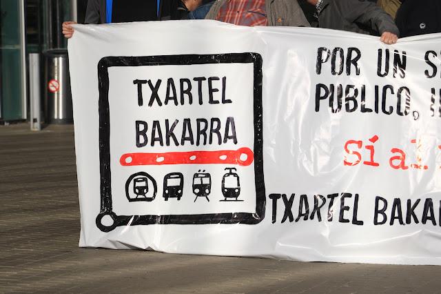 petición de billete único en Bizkaia