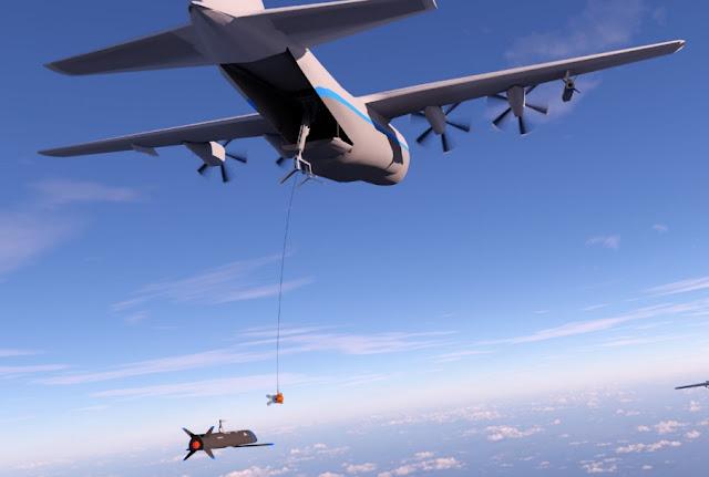 DARPA Gremlins Drone