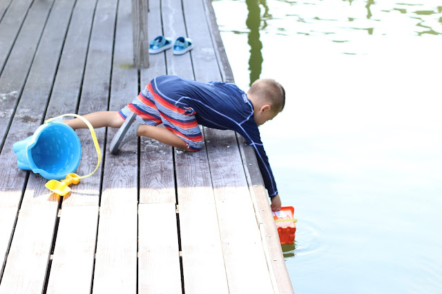 Family Friendly Father's Day Activities with Crocs