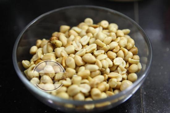 Resep Homemade Selai Kacang (Peanut Butter)