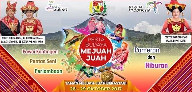 Ayo Hadiri dan Meriahkanlah Pesta Budaya Mejuah-juah 2017