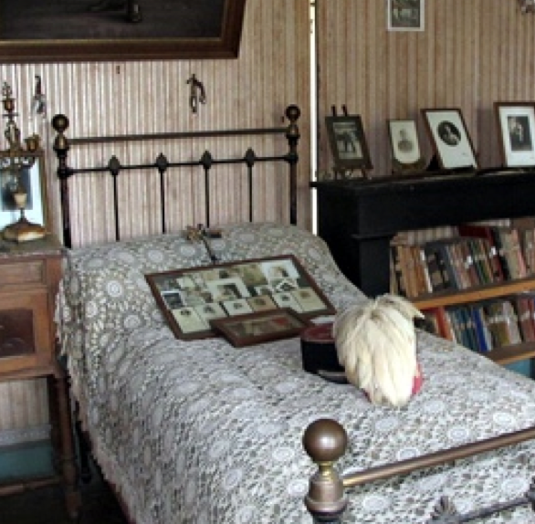 Preserving a WW1 Soldier's Room for 96 years After He Died
