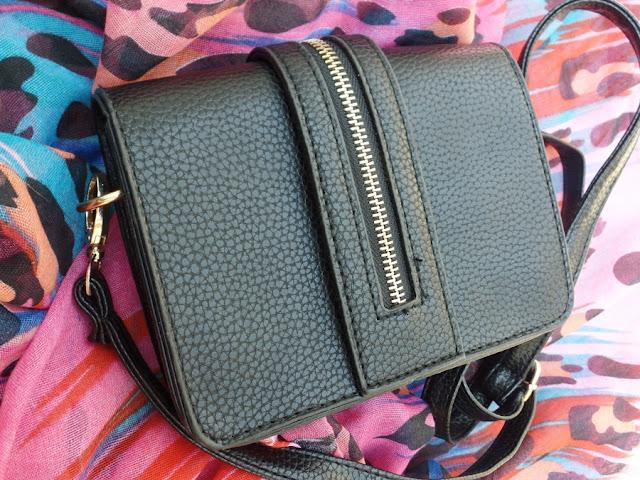 piccola borsa nera