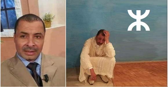 الفنان  الممثل الأمازيغي أحمد عوينتي ahmzd aouinti