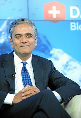 Anshu Jain CEO of Deutsche Bank, cantor Fitzgerald,