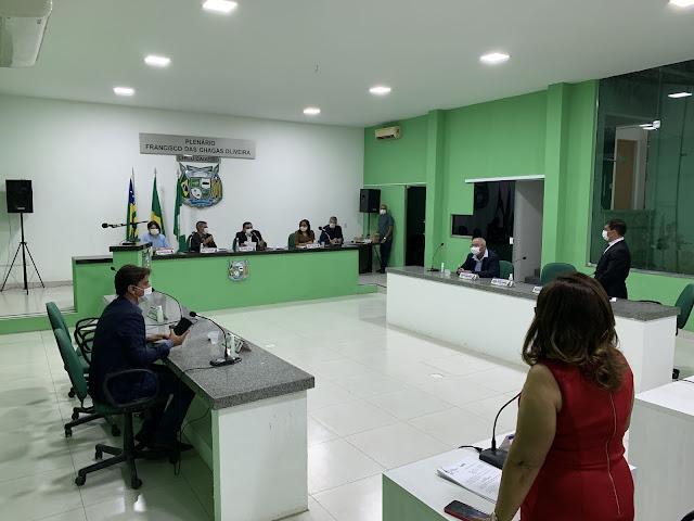 Por 6 a 2, Câmara de Campo Maior aprova Lei de Diretrizes Orçamentária