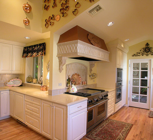 French Country Kitchen Curtains: Kitchen Valance French Country