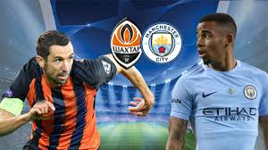 Shakhtar Donetsk vs Manchester City Live Stream online Today 06 -12- 2017 UEFA Champions League