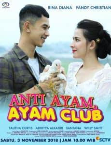 Nama pemain dan biodata pemeran FTV Anti Ayam, Ayam Club