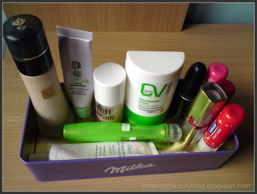 Health and Beauty: April Favorites
