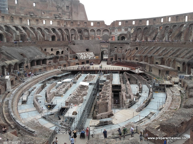 coliseo de Roma imprescindible