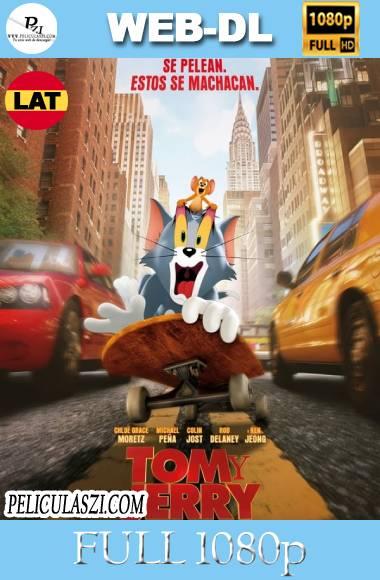 Tom & Jerry (2021) Full HD HMAX WEB-DL 1080p Dual-Latino