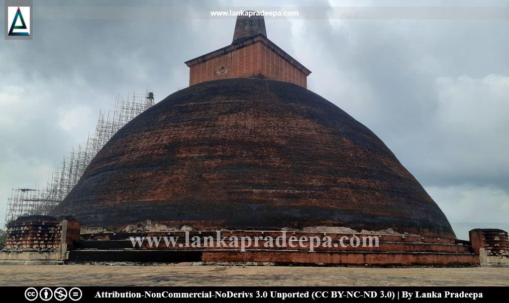 Jetavanarama Stupa