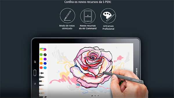 Galaxy Tab A Note