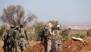 Pasukan Syiah Nushairiyah Serang Al Bab, Tewaskan Warga Sipil