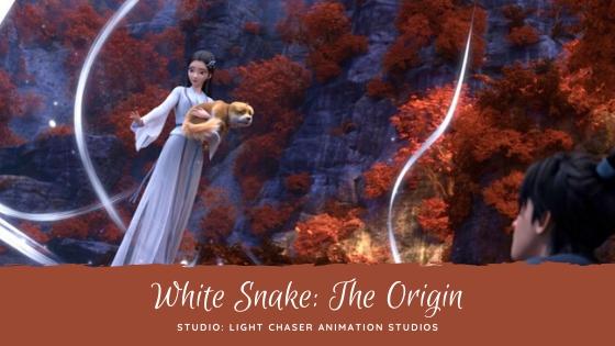 White Snake: The Origin