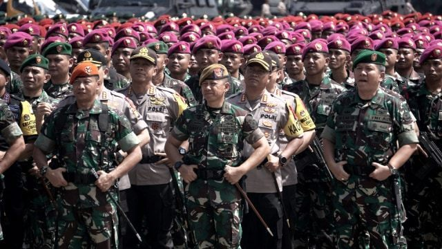 Tempat Bimbel Tes TNI & Polri Palu, Sulawesi Tengah Terdekat