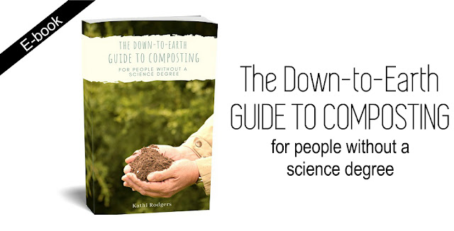 The Down-to-Earth Guide to Composting, an ebook written for people without a science degree.