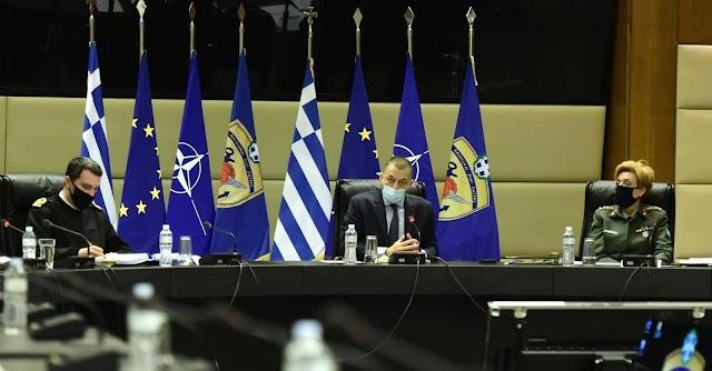 Σύσκεψη υπό τον ΥΦΕΘΑ για τα Στρατιωτικά Νοσοκομειά-Τι συζητήθηκε
