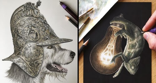 00-Steeven-Salvat-Complex-and-Detailed-Animal-Drawings-www-designstack-co