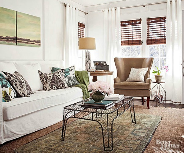 Small Space Tips From A Homeowner