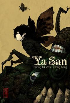 Ya San Manga