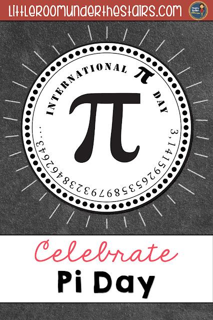 Pi Day in Math Class, International Pi Day, Celebrate Pi Day