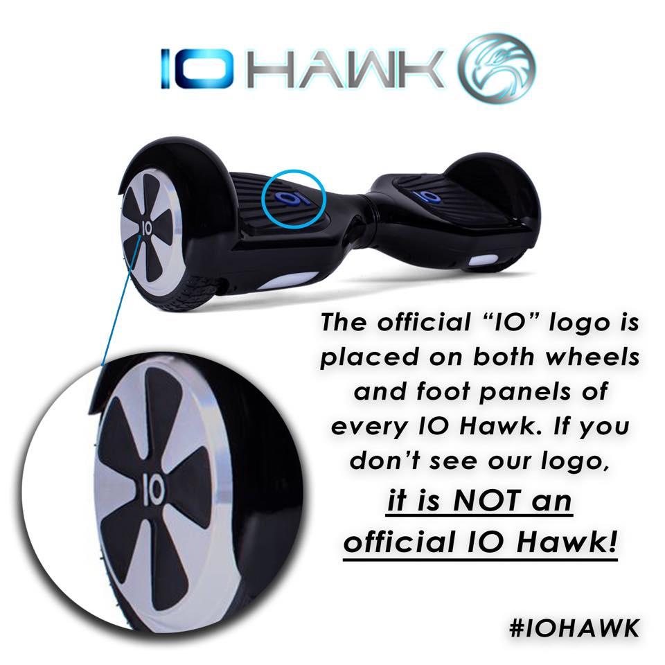 cách nhận biết xe điện cân bằng iohawk