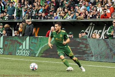 Sebastian Blanco, MLS, Portland Timbers, Timbers, Providence Park