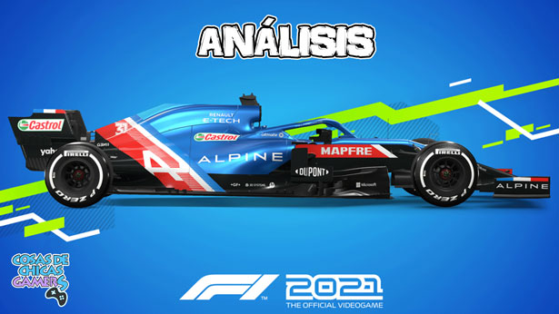 Análisis F1 2021 en PS4