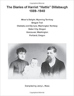 http://www.amazon.com/Diaries-Harriet-Hattie-Dillabaugh-1889-1940/dp/1508678952